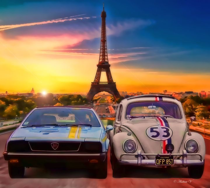 Herbie Goes To Monte Carlo Giselle