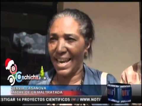 Familiares piden justicia para joven maltratada por su pareja #Video - Cachicha.com