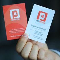 visitekaartje tips voor een professionele indruk