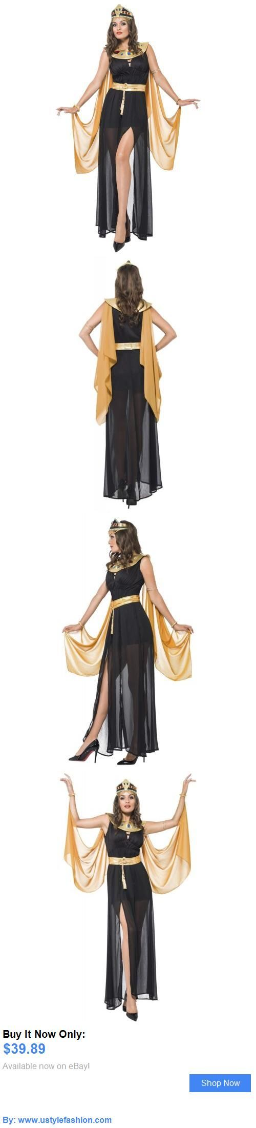 Costumes and reenactment attire: Cleopatra Costume Adult Egyptian Queen Halloween Fancy Dress BUY IT NOW ONLY: $39.89 #ustylefashionCostumesandreenactmentattire OR #ustylefashion