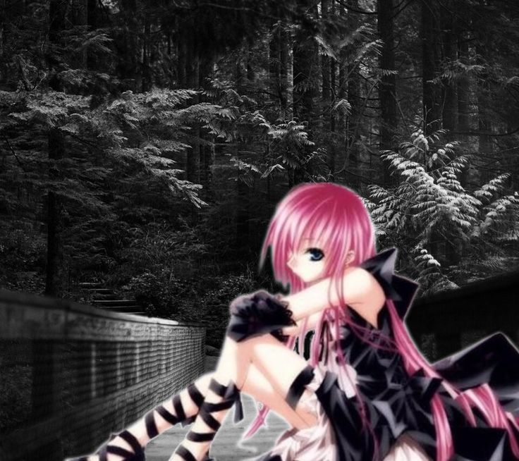 Anime Emo Girl Wallpaper by KarciaDastardly99 on DeviantArt | EMO