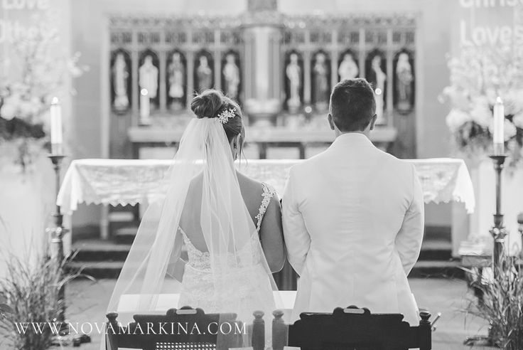 Becoming Man and Wife || Wedding Ceremony Photography Inspiration || NovaMarkina Photography || See more of this Liuna Station Wedding here: http://www.novamarkina.com/blog/liuna-station-wedding-photography-k-a