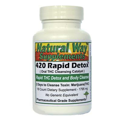 detox your body marijuana quicklyur