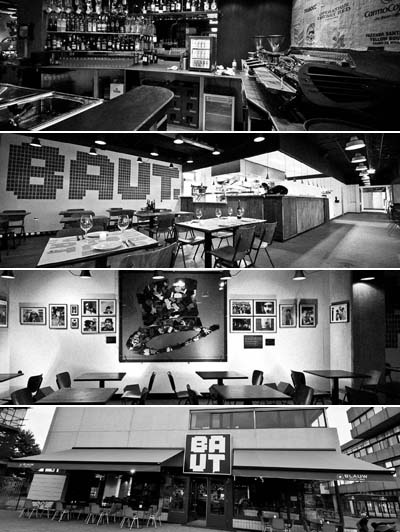Restaurant bar Baut | #Amsterdam