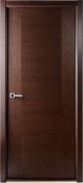 Clasica Lux Wenge - modern - interior doors - miami - Doors to go