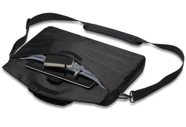 Elegancka, wygodna i zarazem niedroga torba do ultrabooka.