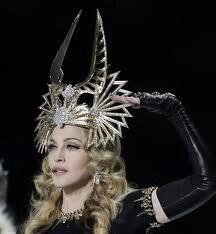 Philip Treacy, Madonna