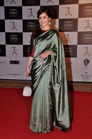 Vogue's best dressed: Sari special