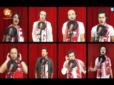 16 Farklı Sanatçıdan İzmir Marşı [Süper FM] HD Yaşa Mustafa Kemal Paşa |...