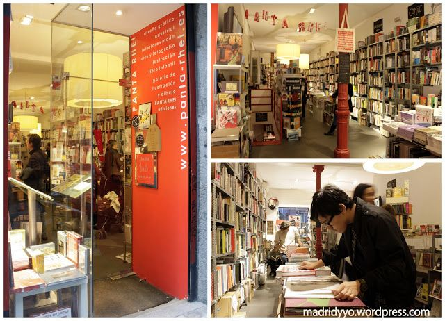 29 best madrid bookstores images on pinterest bookstores libraries and madrid - Libreria gastronomica madrid ...