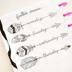 More arrow headers! This time are feather arrows. And yes, you can use all of…