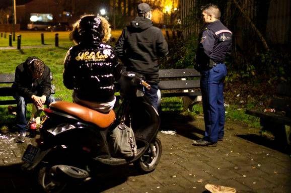 jeugdcriminaliteit gaat vaak gepaard met tussenkomst van parket