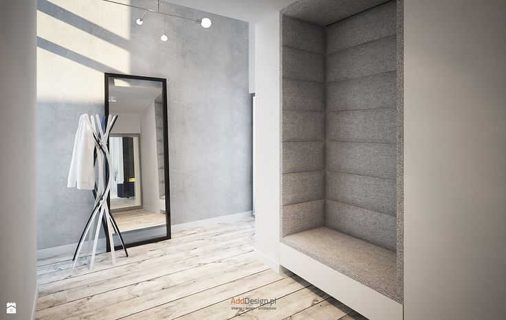 Hol / Przedpokój styl Nowoczesny - zdjęcie od Add Design - Hol / Przedpokój - Styl Nowoczesny - Add Design