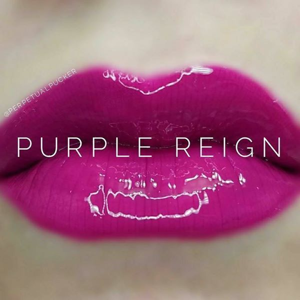 Purple Reign LipSense  Free Shipping*100% Authentic Electric Pinkish Violet  #SeneGence