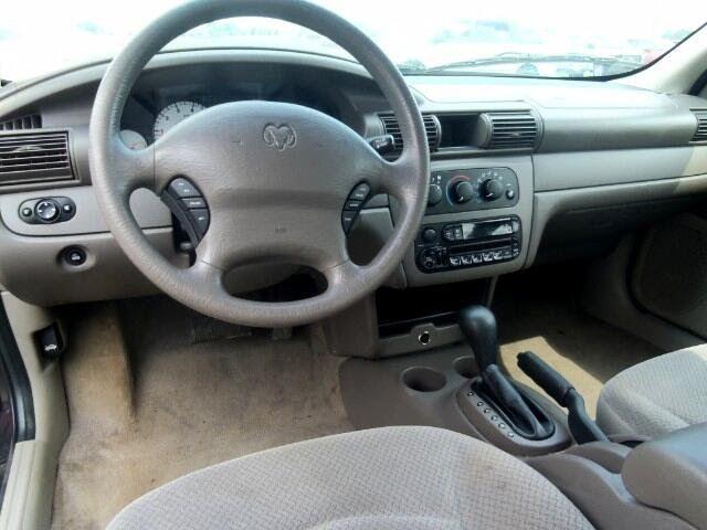 Dodge Intrepid Interior