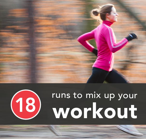 18 Running Workouts to Try Something New | Greatist