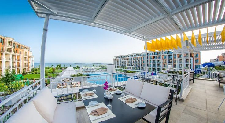Beachfront and offering an outdoor pool, Premier Fort Cuisine is located in…