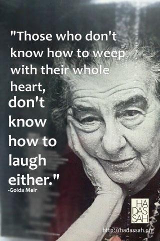 ~** Golda Meir ** ~                                                                                                                                                                                 More