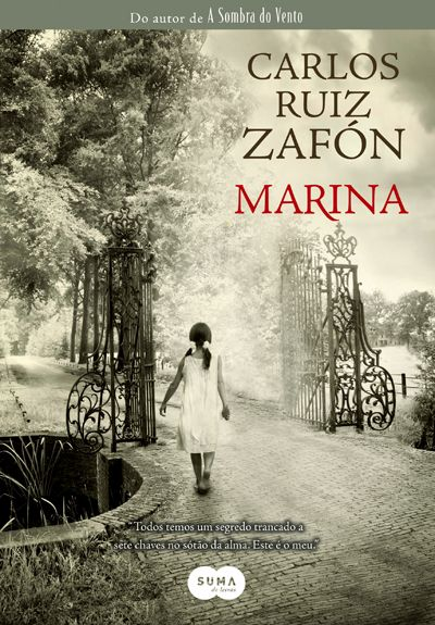 Marina (Carlos Ruiz Zafón) ~ rating 4/5