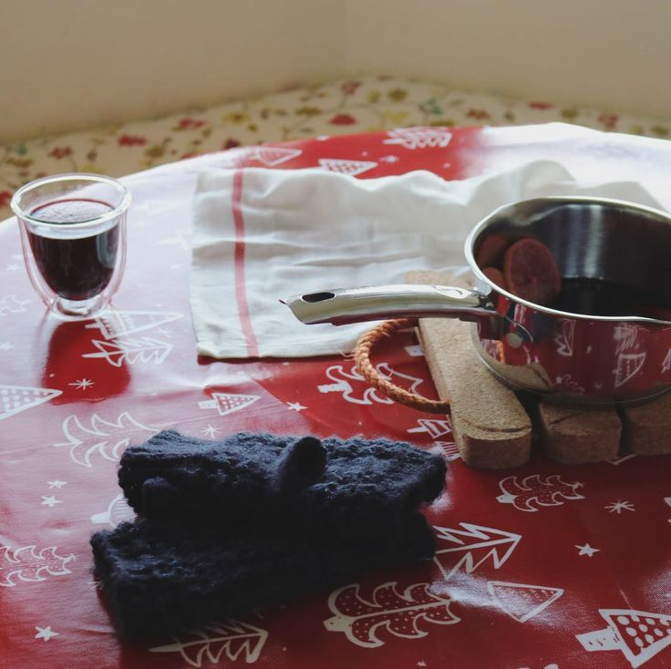 Its beginning to look a lot like...a mulled wine recipe coming soon!