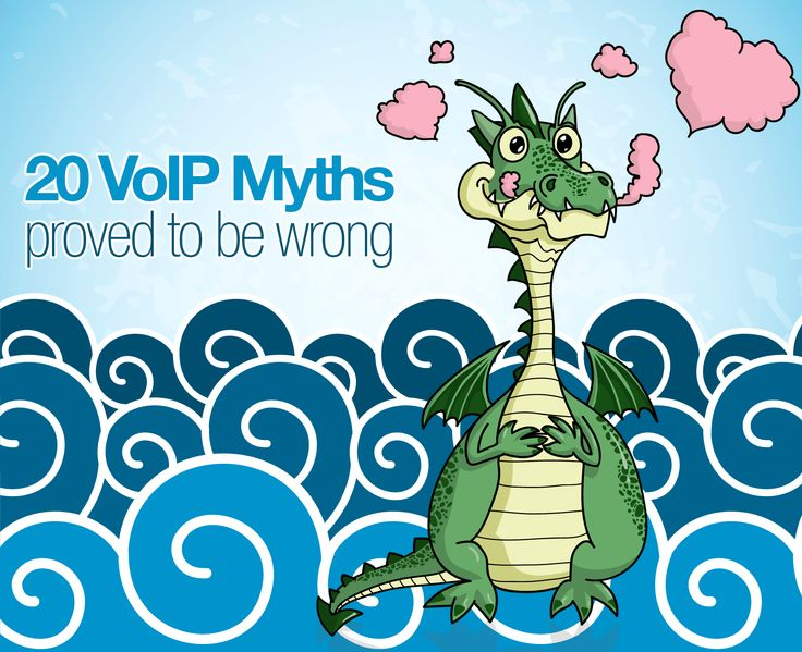 20 VoIP Myths proved to be Wrong