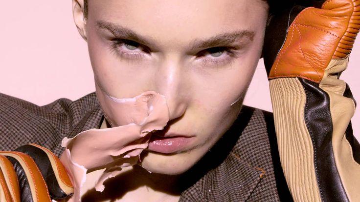 Fashion story: Vogue Beauty by Richard Burbridge - July 2014