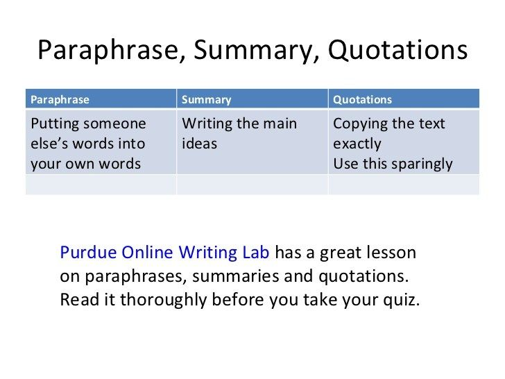 Paraphrasing Quote Wpawpartco Quotation Paraphrase Be An Example Quotes How To Mla In Text