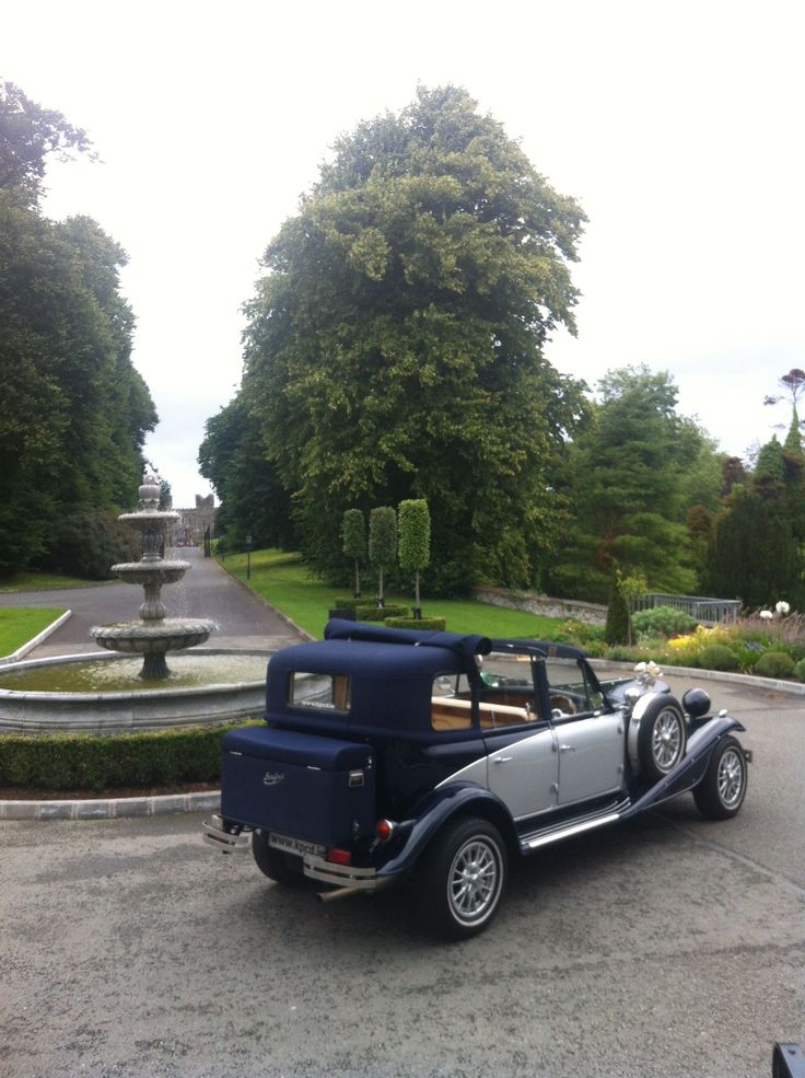 beauford-car-bellingham-castle-louth