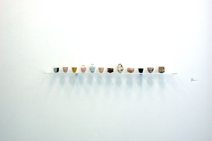 ALANA WILSON | CEREBRAL REEF. PORCELAIN & TERRACOTTA PAPERCLAY WITH MIXED REACTIVE SLIPS AND GLAZES. DIMENSIONS VARIABLE