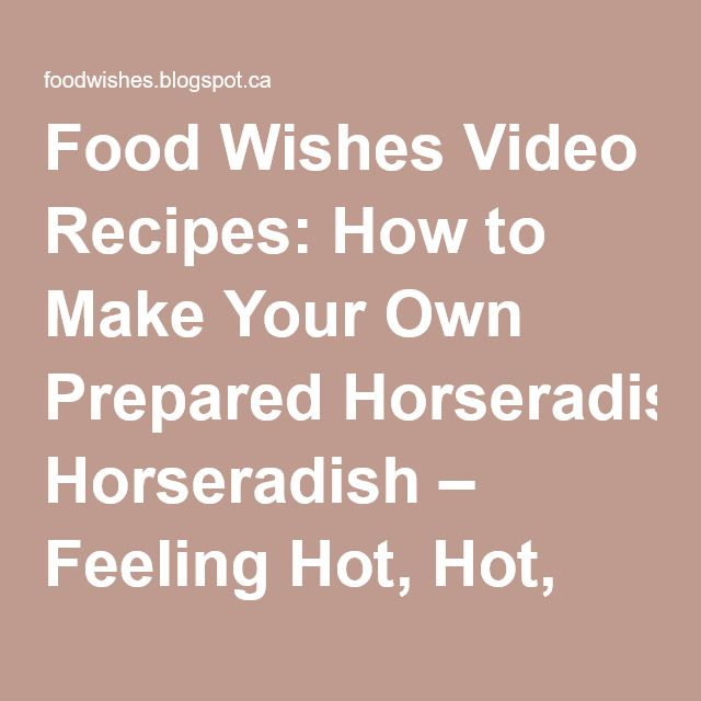 Best 25+ Prepared horseradish ideas on Pinterest