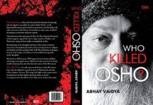 Osho, Book Release