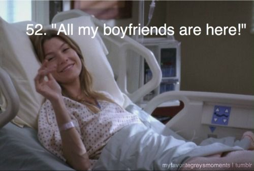 Haha Mer was hilarious in that episode when she had to have surgery to remove her appendix.