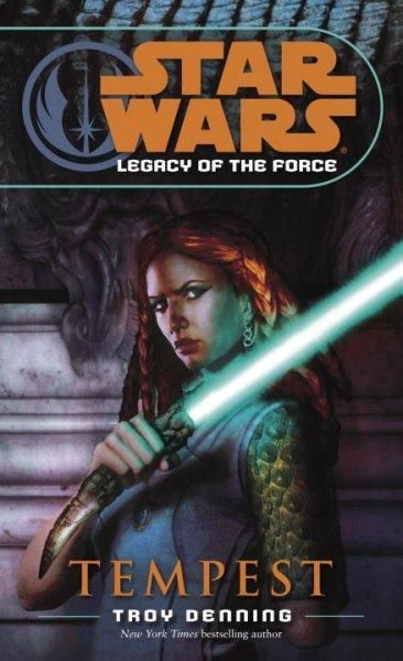Star Wars Legacy of the Force Tempest (Star Wars)
