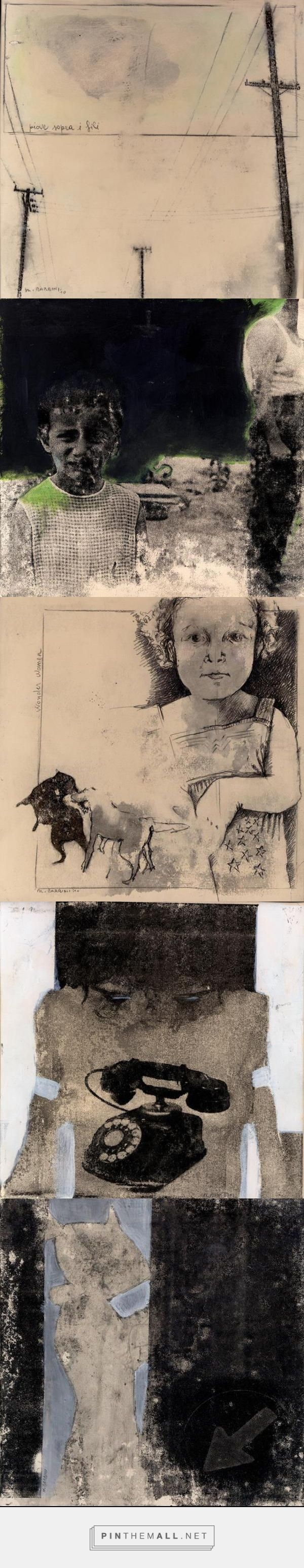 """the family tiles"" Massimo Barbini - created via http://pinthemall.net"