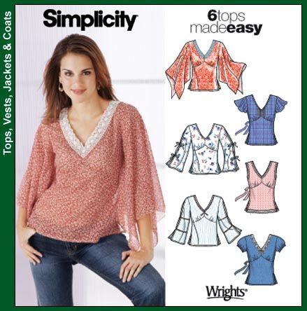 Simplicity 5595