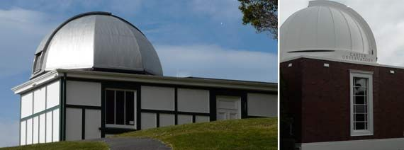 Carter Observatory - Planetarium