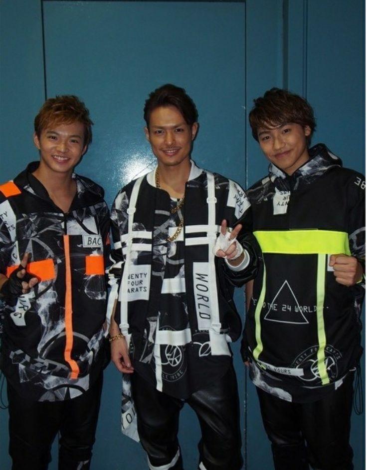 Imaichi Ryuji & Exile Tribe