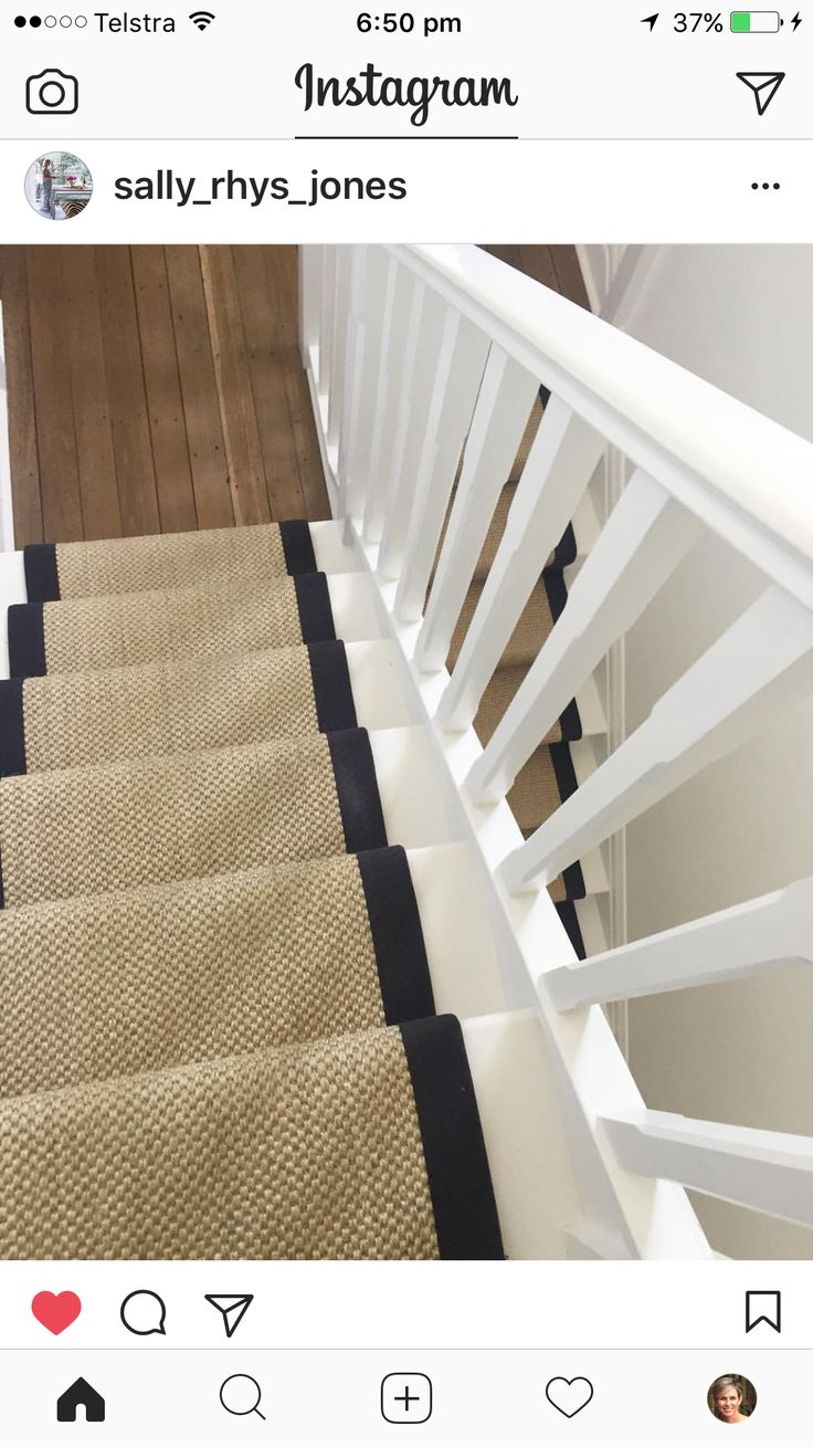 One of my clients staircases - no need for any changes here!