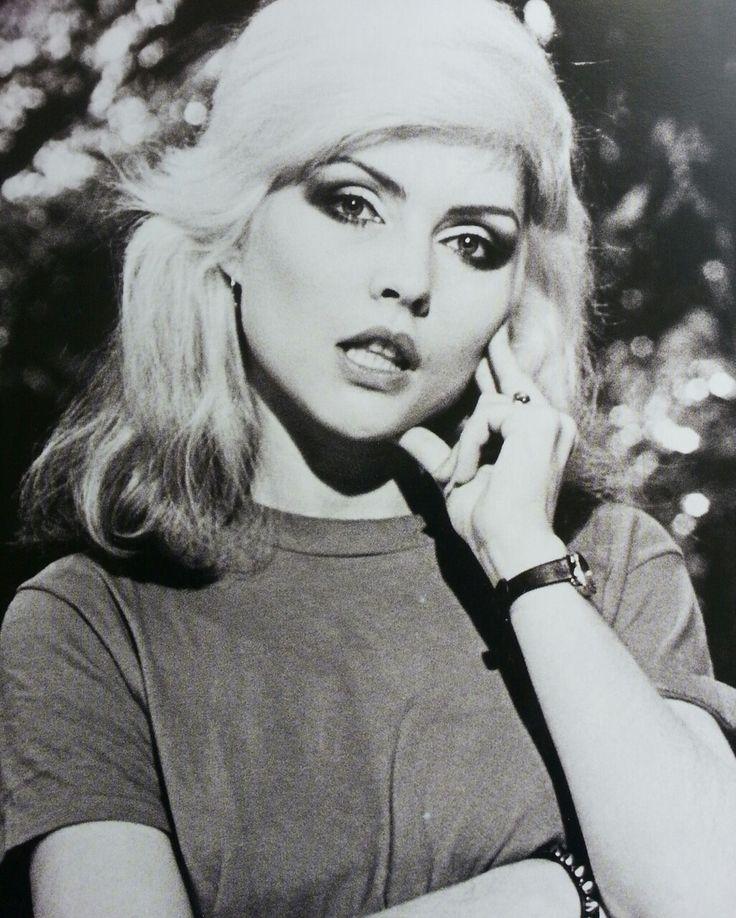 Debbie Harry. The perfectest babe.