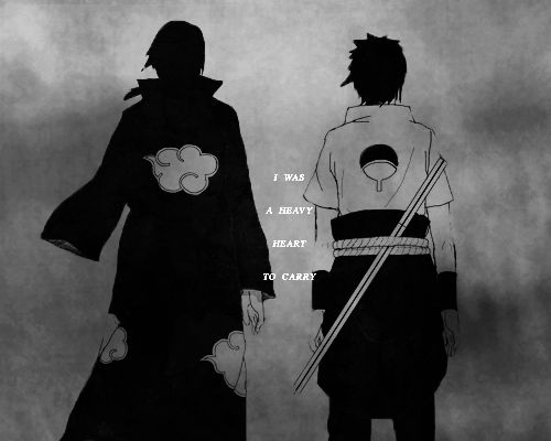 uchiha brothers quotes relationship