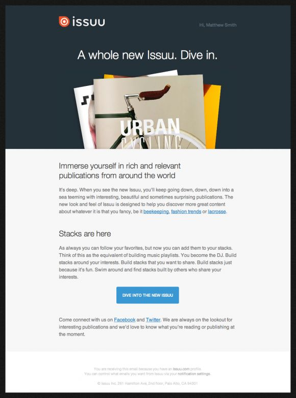 30 best email marketing images on Pinterest Email marketing - sample email marketing