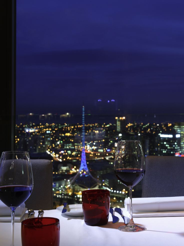 The Sofitel Melbourne on Collins offers an incredible view on the city…