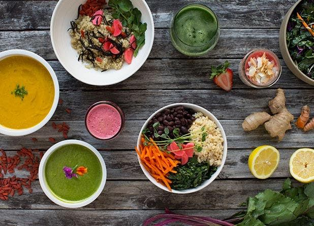 The Best Meal Delivery Services In Nyc Ranked Healthy Recipes Healthy Meals Delivered Food