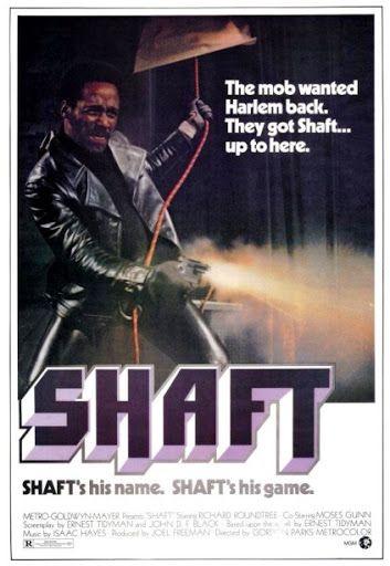 Las Rojas Noches de Harlem (Shaft) (1971) Español/VOSE + BSO