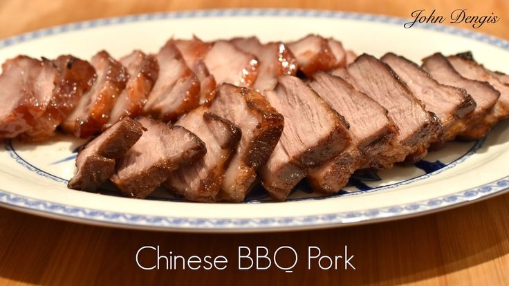 Chinese BBQ Pork | John Dengis