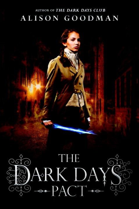 Redesigned #CoverReveal The Dark Days Pact (Lady Helen, #2) by Alison Goodman