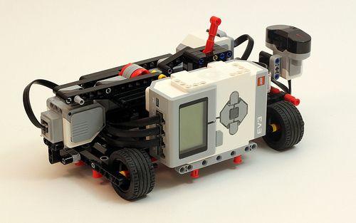 fll robot building instructions