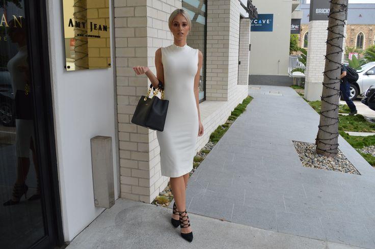 Classic minimalist fashion.