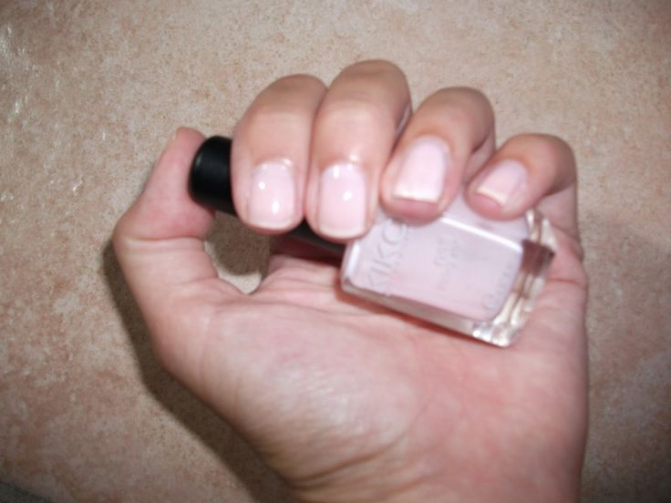 Tartaruga Zeta Fashion & Beauty: Manicure of the week - Smalto della settimana #beauty #beautyblogger #beautyproducts #chic #classy #frenchmanicure #manicure #nailpolish #nails #smalto #unghie @kikocosmetics #notd