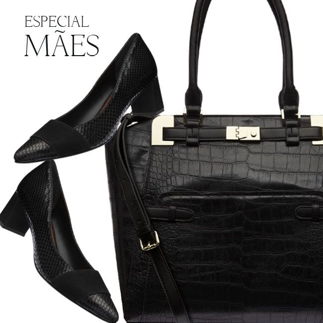 ESPECIAL MÃES | Work! #shoestock #shoestockinv14 #especialmaes #happymothersday #workmother #workstyle - Ref 17.08.0859 - 13.03.0032